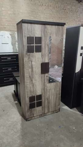 Factory outlet 2 door wardrobe no382828