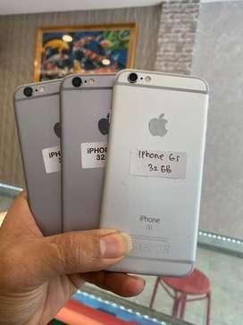 Iphone 6s 32Gb semua kartu bisa