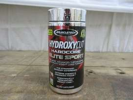 Suplemen Fitness Pembakar Lemak New Hydroxycut Elite Sports 70 Capsul.