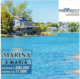 2 KANAL WEST MARINA LAKE VIEW (LIMITED AVAILABILITY)