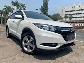 Honda HRV E CVT NIK 2018 Putih KM 1500 Kayabaru