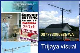 Agen toko jasa pasang Antena Tv Digital HD 19 Jakarta
