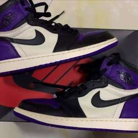Nike Air Jordan 1 Retro High OG 'Court Purple'