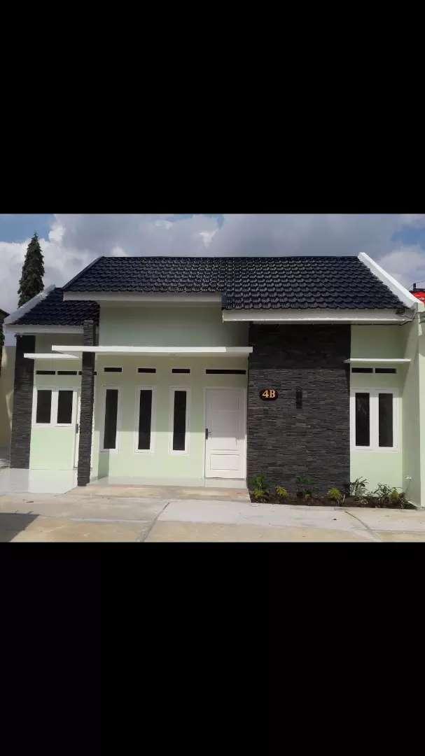 Dijual 2 unit rumah baru minimalis