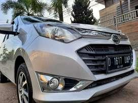 TDP 9 JUTA Daihatsu Sigra R Matic 2018/2019 Istimewa ANTIK