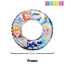 Ban Renang Frozen