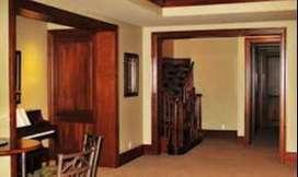 All types of Interior Wood Polish Work