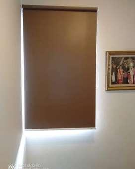 Tirai Curtain Hordeng Blinds Gordyn Gorden Korden Wallpaper 21..84br5