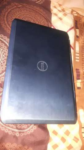 Laptop for sell dell core i5