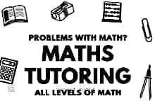 Math Online Tutions for all classes