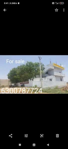 4200 sft independent house ready to move in yacharam