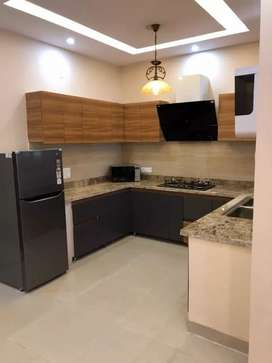 2bhk ready to move fully furnished flat just in 22.90lac