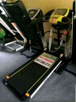 treadmill puji yellow suspensi auto double