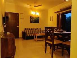 Beautiful 2bhk Apartment in Calangute goa