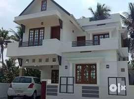 4 bhk 1700 sqft 4 cent new build house at aluva u.c collage near