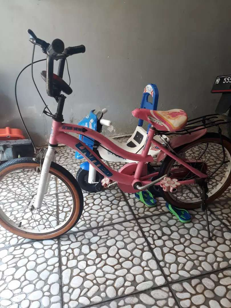 Bismilah..Barang kali ada yg lagi nyari sepeda anak