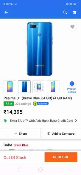 Realme u1 mobile