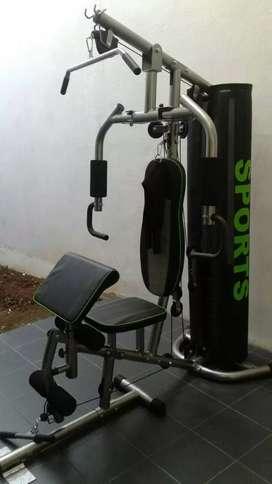 Home Gym 1 Sisi Mewah