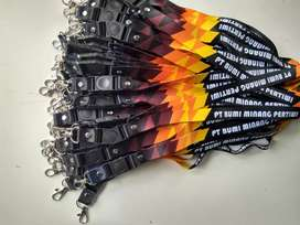 tali id card printing/jual name tag/jual berbagai alat kantor
