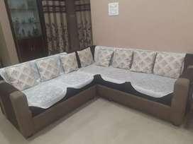 Sofa L shape