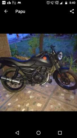 Pulsar First Model with modification