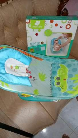 Jual / Sale Mother's Touch Deluxe Baby Bather (Dudukan Utk Mandi Baby)