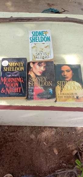 Sidney Sheldon books for sale