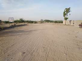 Taiser town  Sector  12.b 80 sqyd  next to corner paid 31200