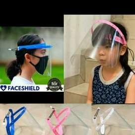 Jual face shield melindungi wajah dari virus dan droplet