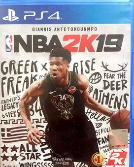 Second - BD PS4 NBA 2K19