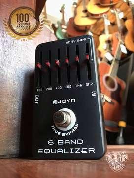 Joyo JF-16 6 Band Equalizer Guitar Effcet Pedal