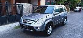 Honda CRV 2.400 CC Automatic Th 2005 Facelift Bisa kredit TDP 10jt