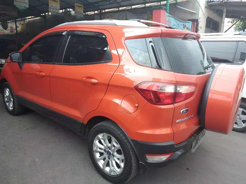 ford ecosport titanium AT 2014 TDP 12 JTAN  Bandung Kota