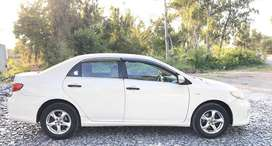 TOYOTA XLI Model 2011 Good engine and suspension Minor touching outsid