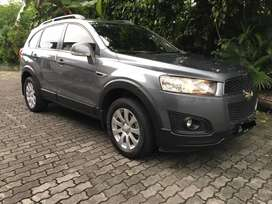 Chevrolet Captiva FL2 Diesel 2015/2016 AT Matic VDCi Tangan Pertama