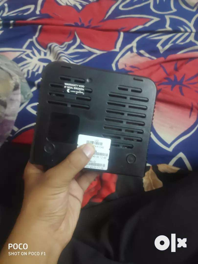 WiFi router 0