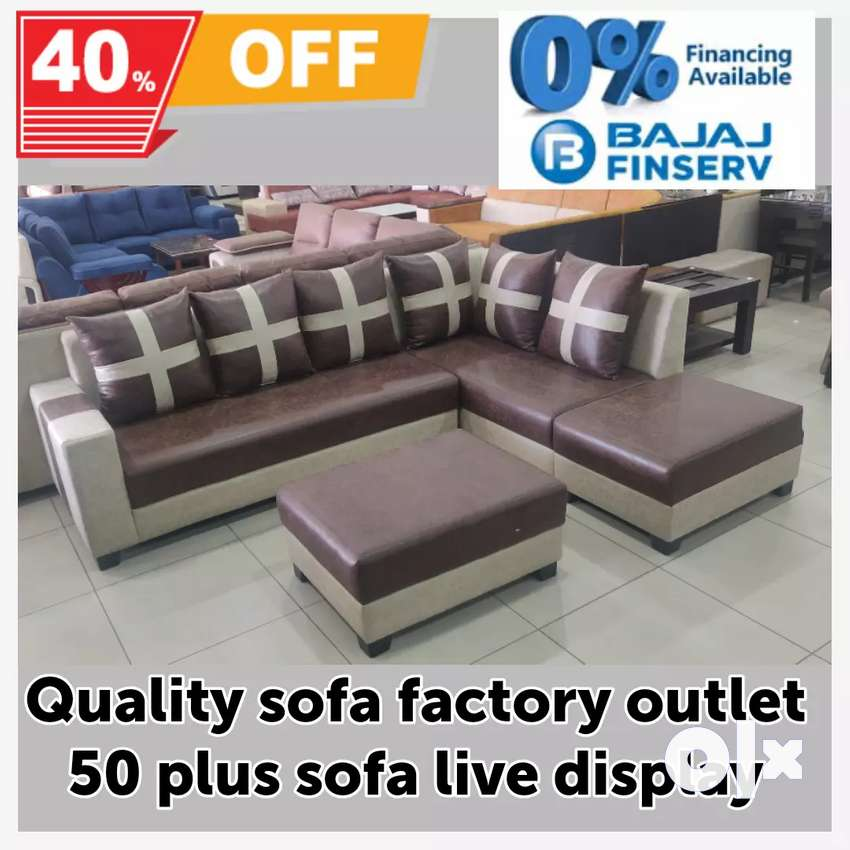 Brand New sofa with 10 year guarantee 0