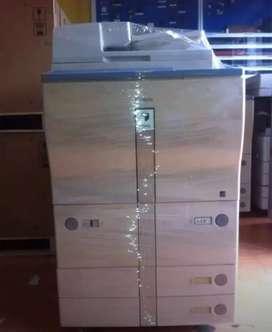 Mesin fotocopy + paket komplit