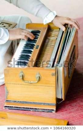 Harmonium Repair Tuning Available