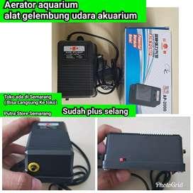 Aerator aquarium alat Gelembung udara aquarium airator