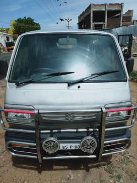 Maruti Suzuki Omni 5 STR BS-IV, 2012, LPG