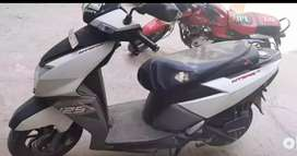My scooty e TVS first owner
