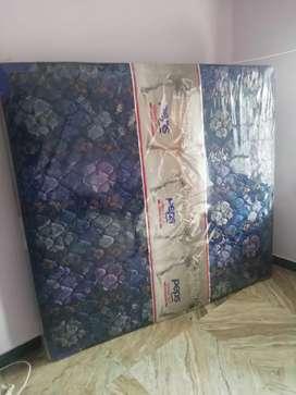 Peps King Size Spring Coil Mattress 6 1/2 feet length & 6 feet width