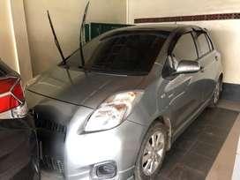 Dijual Toyota Yaris M/T 2012 Rp120.000.000