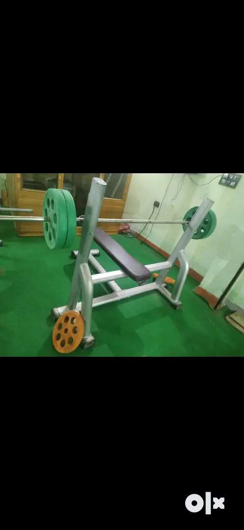 Full Gym machineries & ecupements for sell.