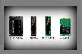Laptop Solid State Drives Available