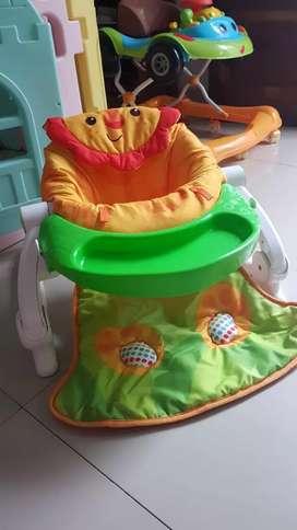 Kursi baby baru 6 bulanan