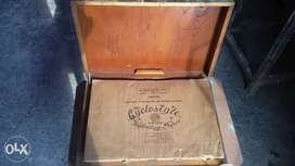 A Real Antique Gestetner Cyclostyle Machine By inventor D. Gestetner