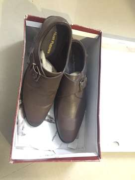 Hush puppies monk strap shoes