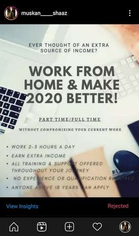 Work with us online